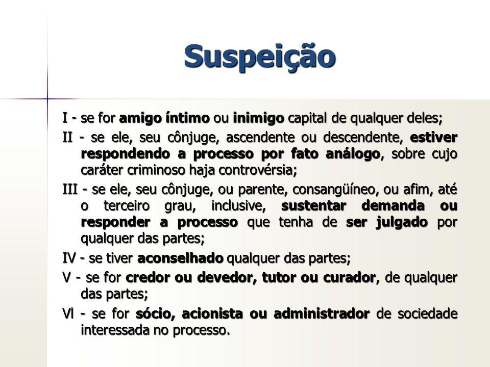 Suspeição