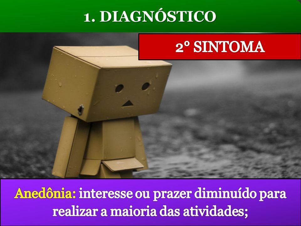 1. DIAGNÓSTICO 2° SINTOMA.