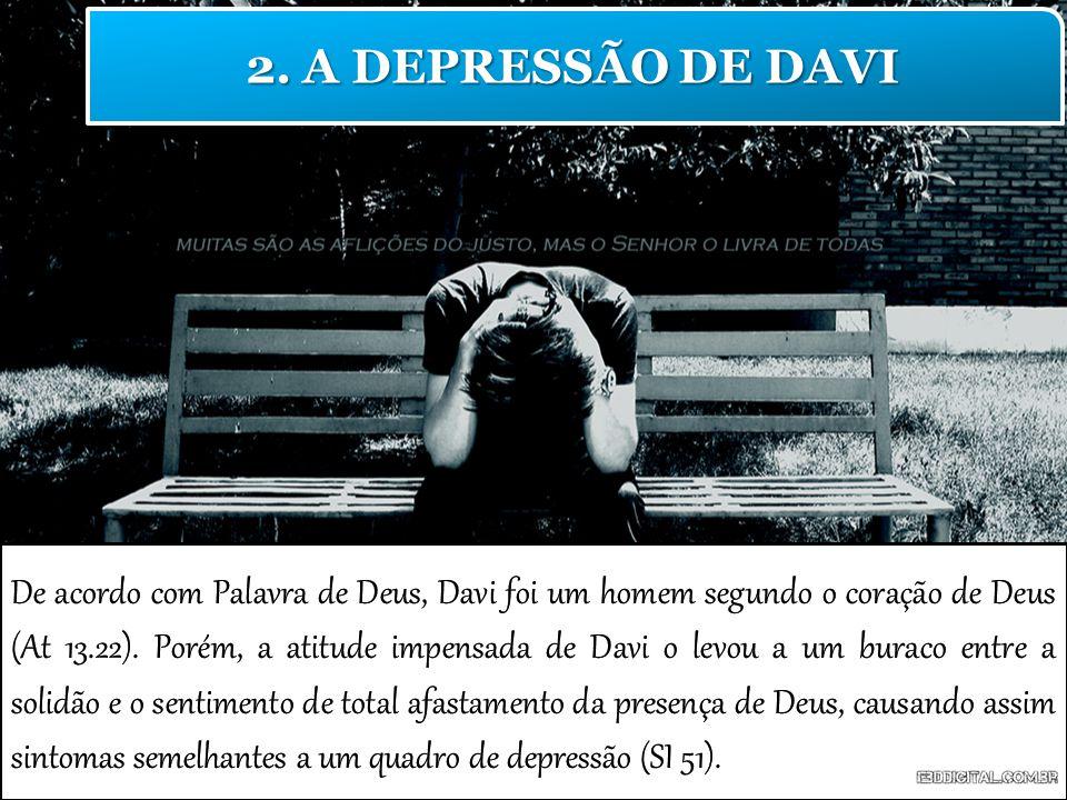 2. A DEPRESSÃO DE DAVI