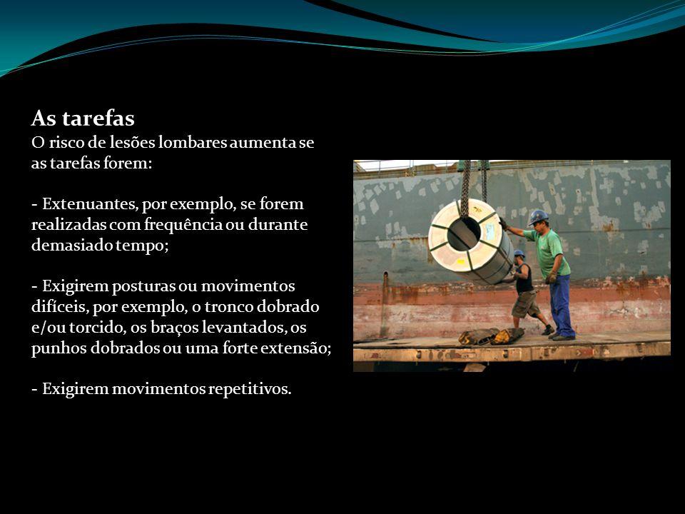 As tarefas Prof. Sérgio Amaral