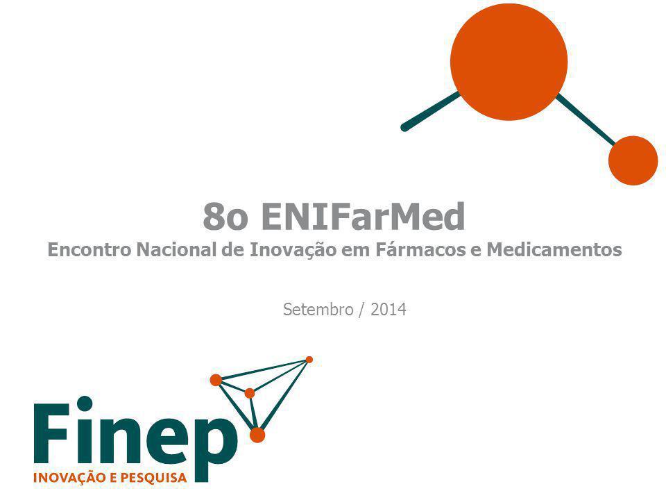 Encontro Nacional de Inovação em Fármacos e Medicamentos