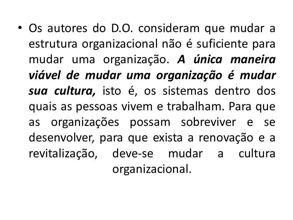 Os autores do D.O.