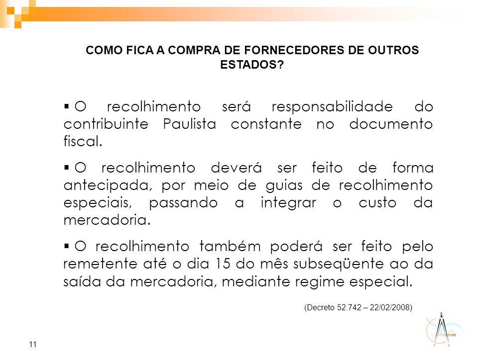 QUAIS AS EXIGÊNCIAS LEGAIS DE DEMONSTRAÇÃO NAS NOTAS FISCAIS DA ST