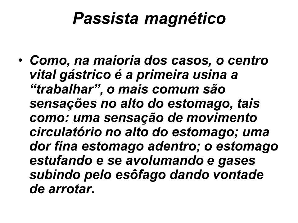 Passista magnético