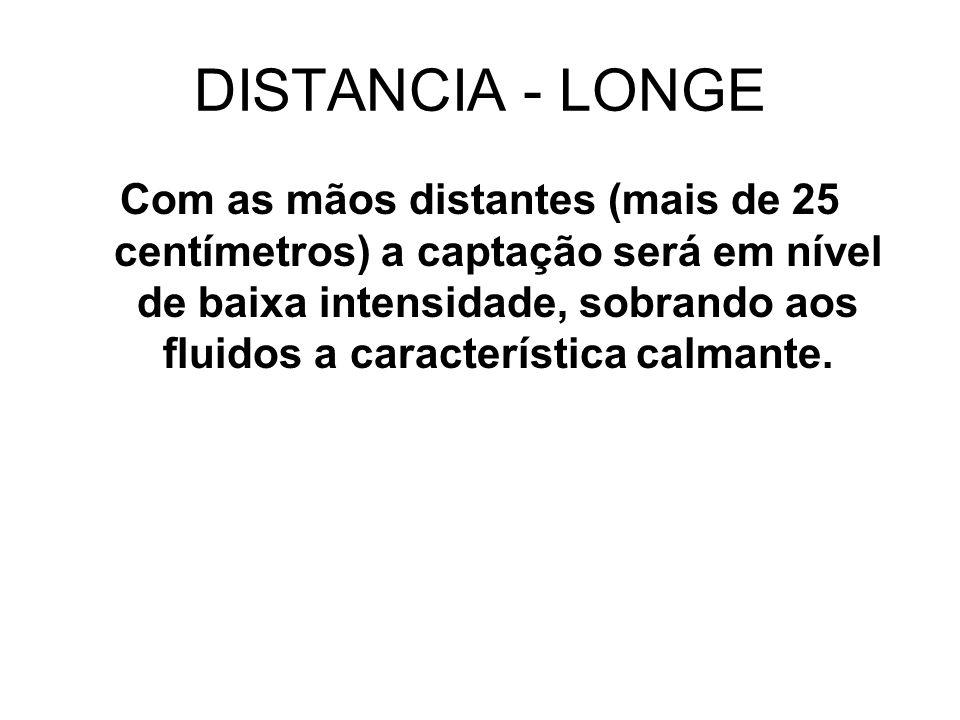 DISTANCIA - LONGE