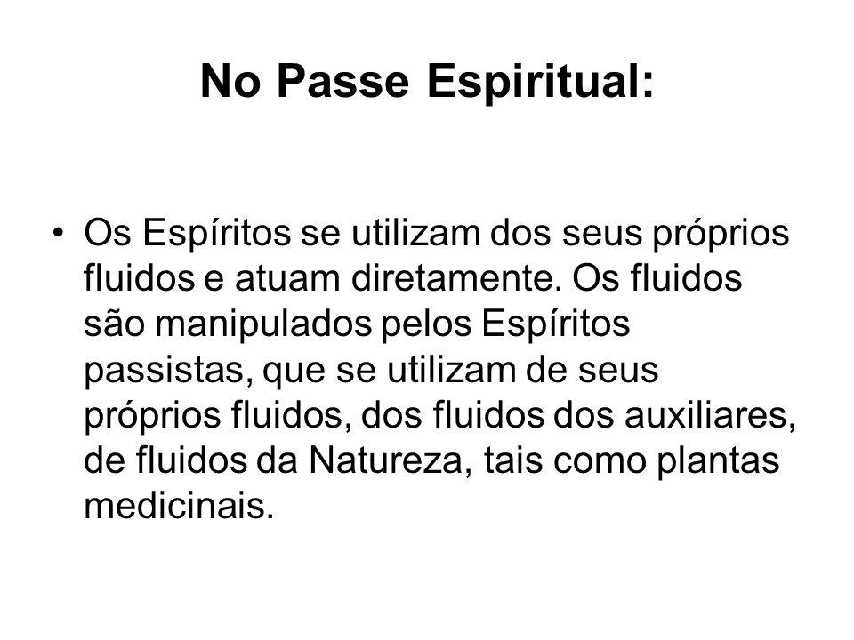 No Passe Espiritual: