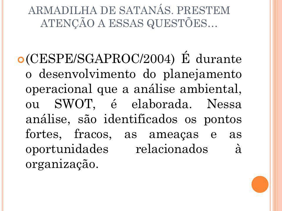 ARMADILHA DE SATANÁS. PRESTEM ATENÇÃO A ESSAS QUESTÕES…