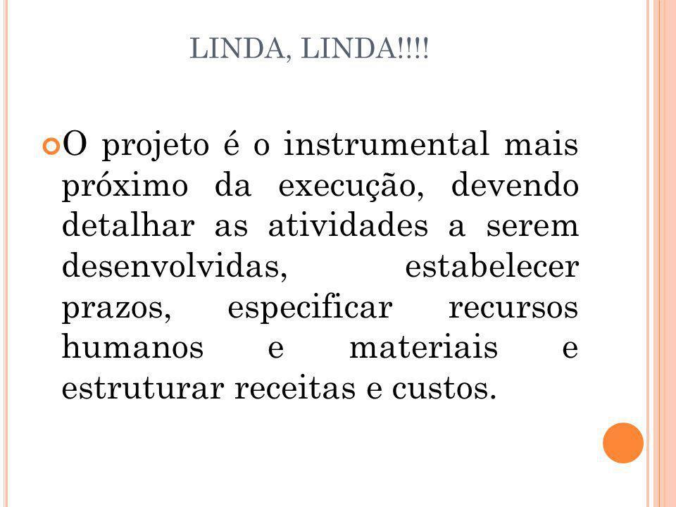 LINDA, LINDA!!!!