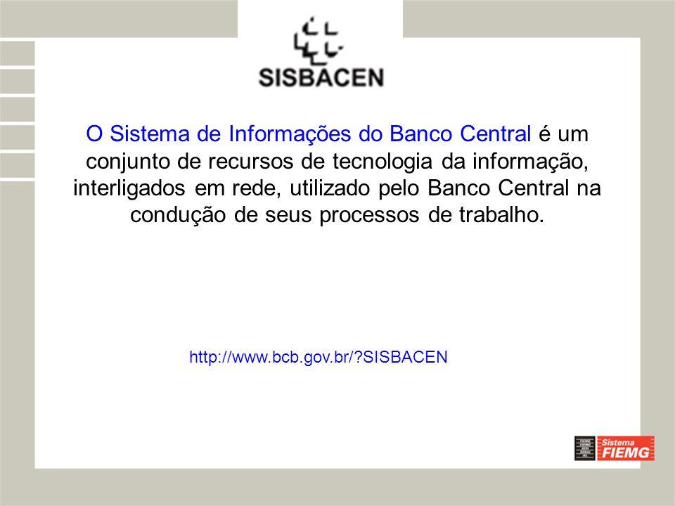 http://www.bcb.gov.br/ SISBACEN
