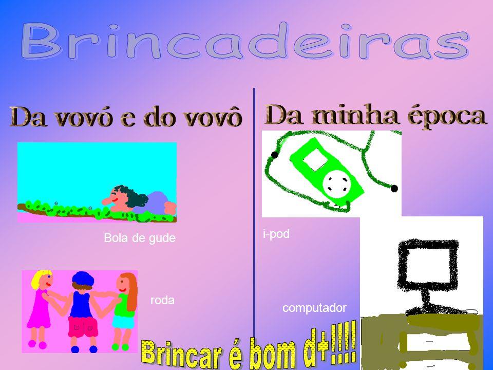 Brincadeiras Da minha época Da vovó e do vovô Brincar é bom d+!!!!
