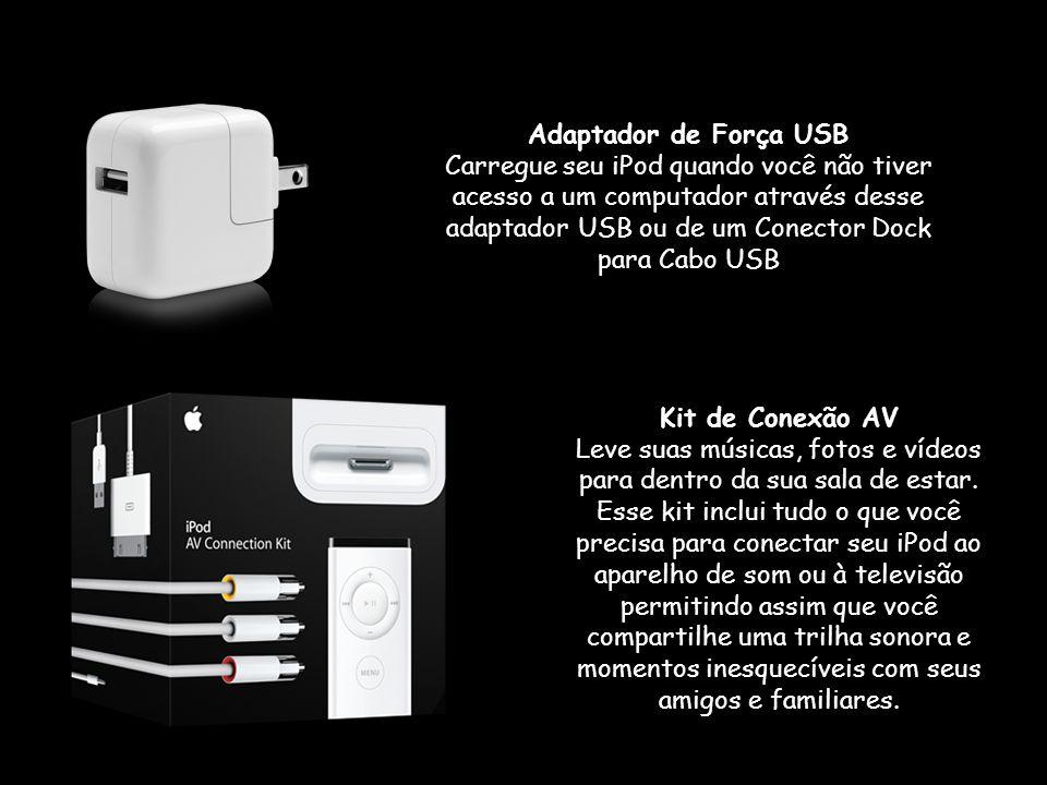 Adaptador de Força USB