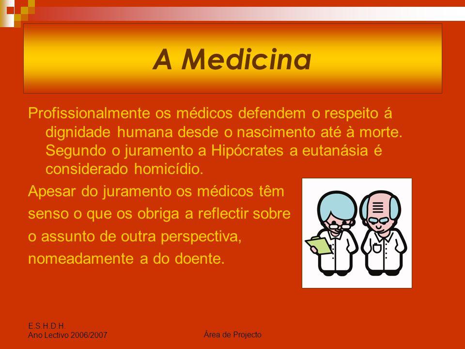 A Medicina