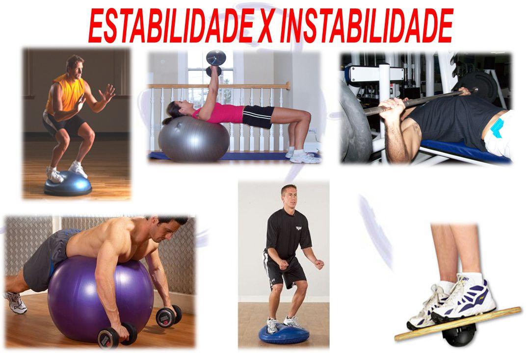 ESTABILIDADE X INSTABILIDADE