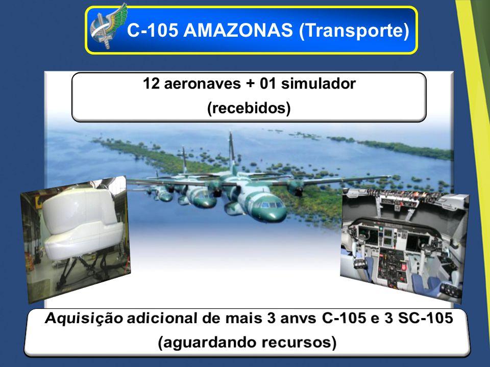C-105 AMAZONAS (Transporte)