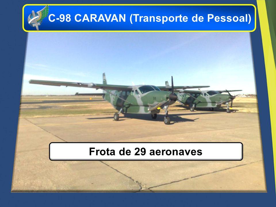 C-98 CARAVAN (Transporte de Pessoal)