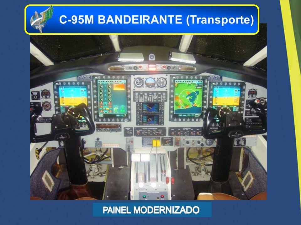 C-95M BANDEIRANTE (Transporte)