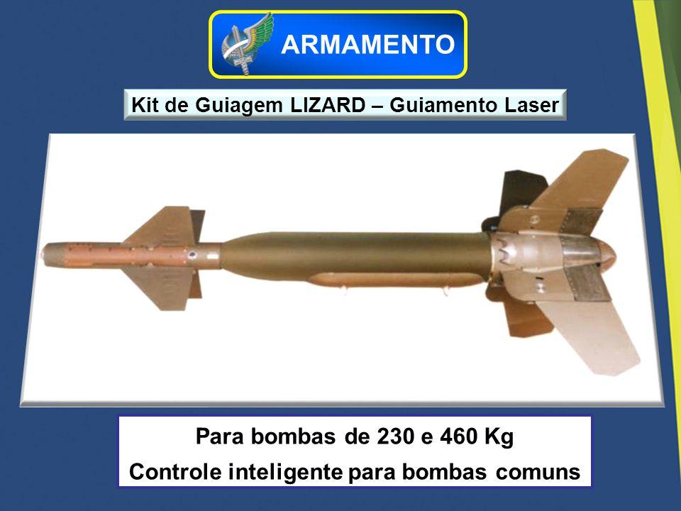 ARMAMENTO Para bombas de 230 e 460 Kg