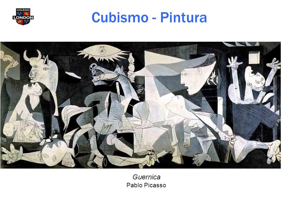 Cubismo - Pintura Guernica Pablo Picasso