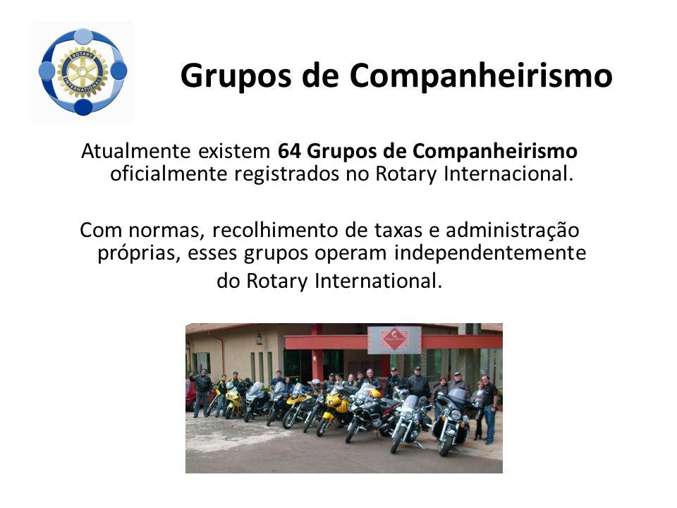 Grupos de Companheirismo