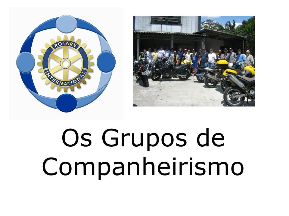 Os Grupos de Companheirismo