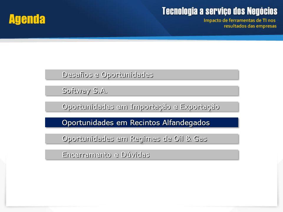 Agenda Desafios e Oportunidades Softway S.A.