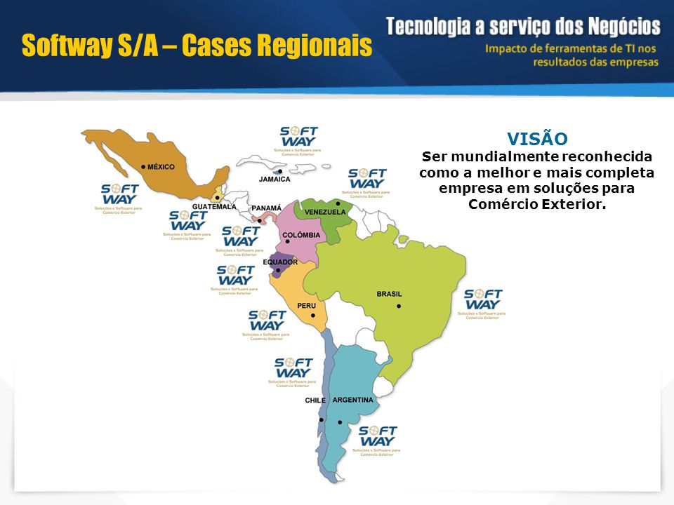 Softway S/A – Cases Regionais