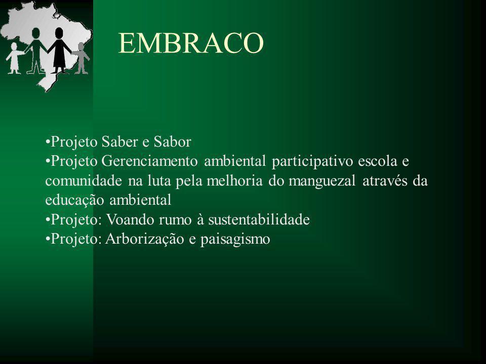 EMBRACO Projeto Saber e Sabor