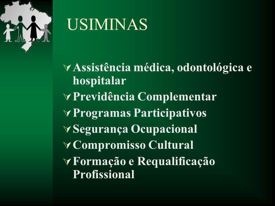 USIMINAS Assistência médica, odontológica e hospitalar