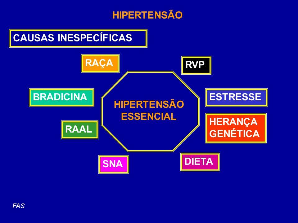HIPERTENSÃO ESSENCIAL