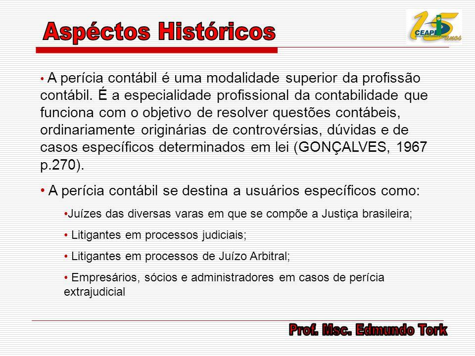 Aspéctos Históricos