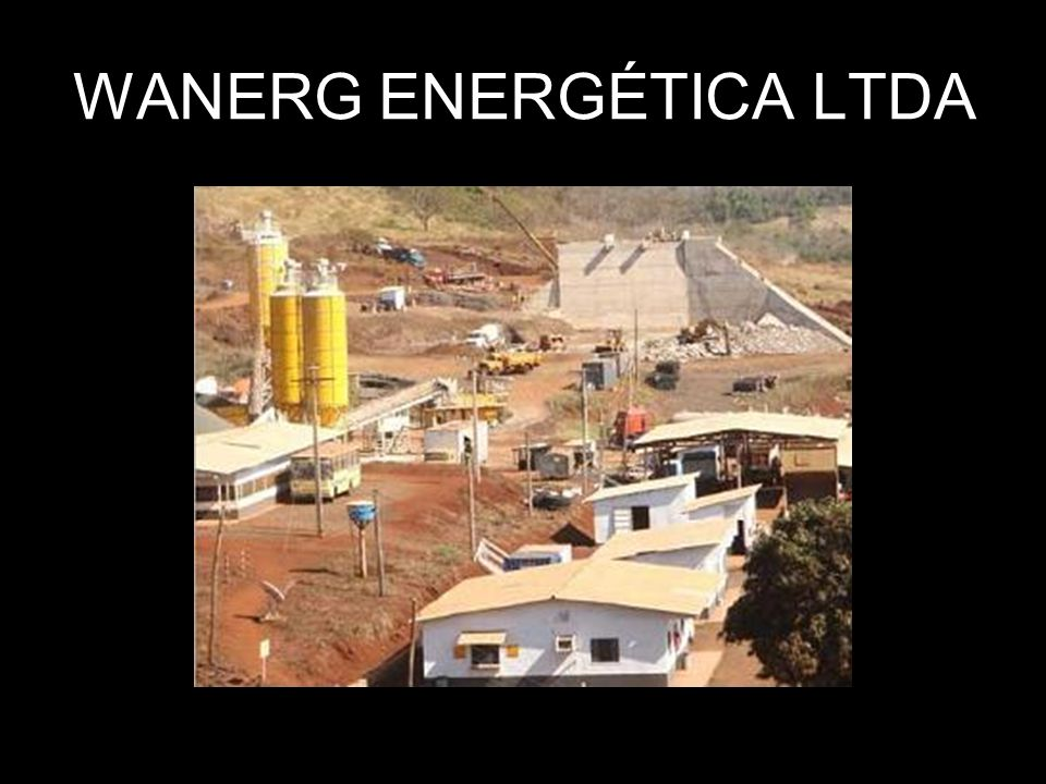 WANERG ENERGÉTICA LTDA