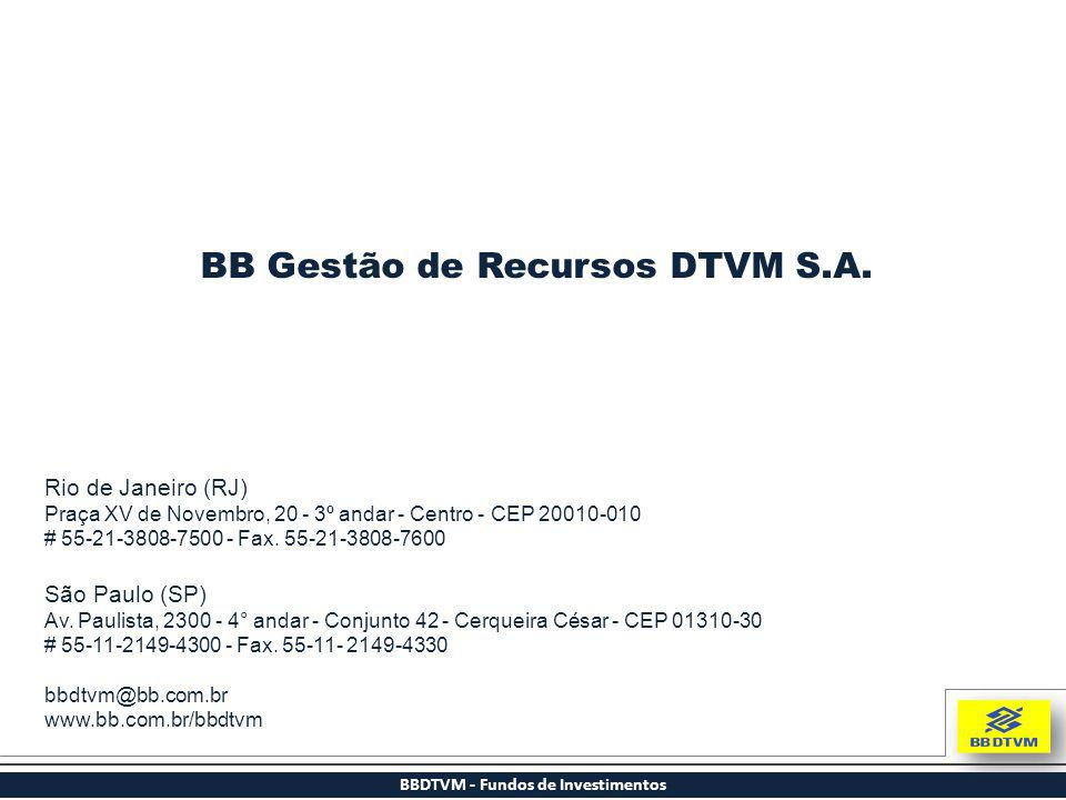 BB Gestão de Recursos DTVM S.A.