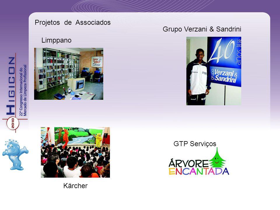 Projetos de Associados