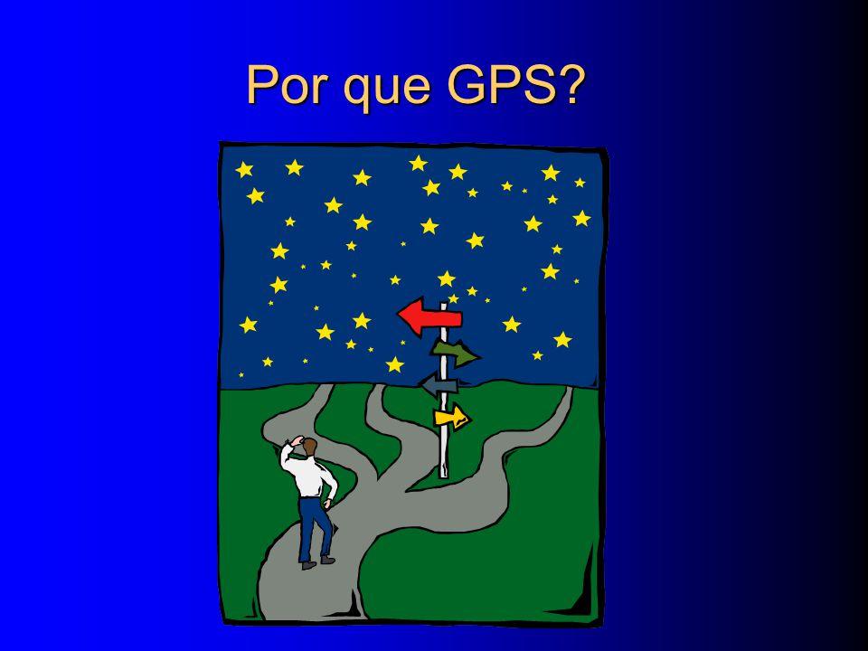 Por que GPS