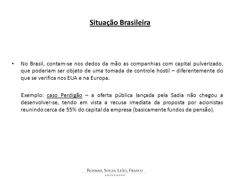 Situação Brasileira