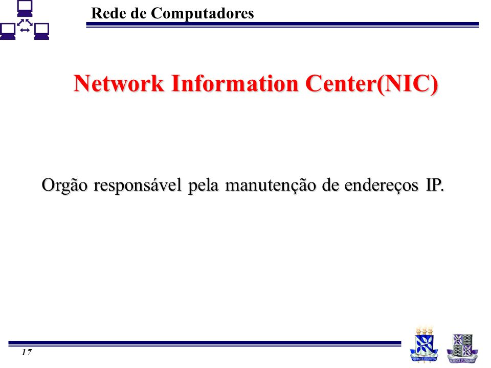 Network Information Center(NIC)