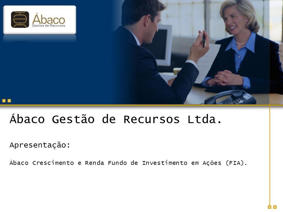 Ábaco Gestão de Recursos Ltda.