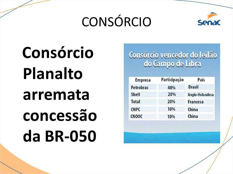 Consórcio Planalto arremata concessão da BR-050