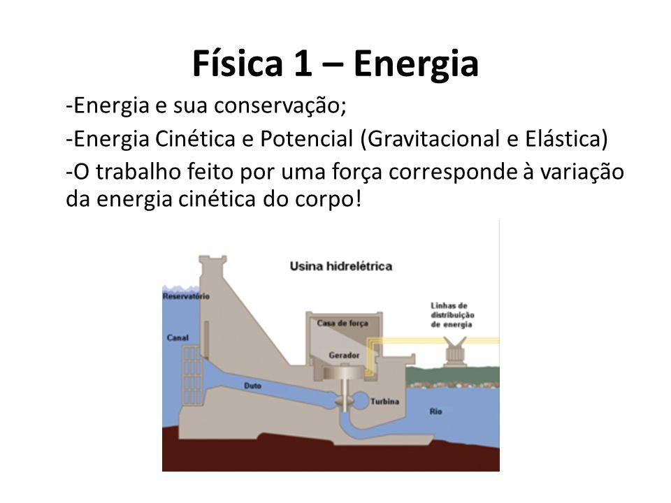 Física 1 – Energia