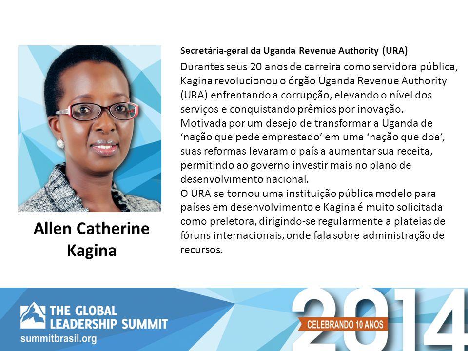 Allen Catherine Kagina