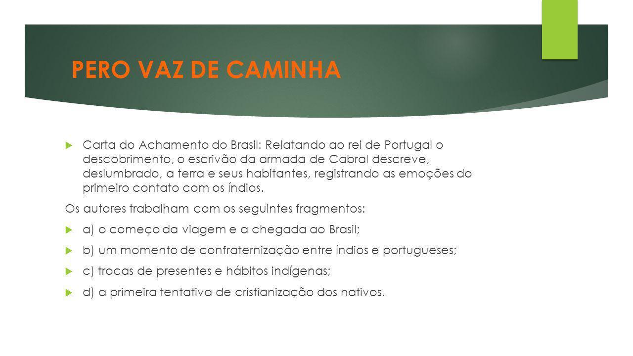 PERO VAZ DE CAMINHA