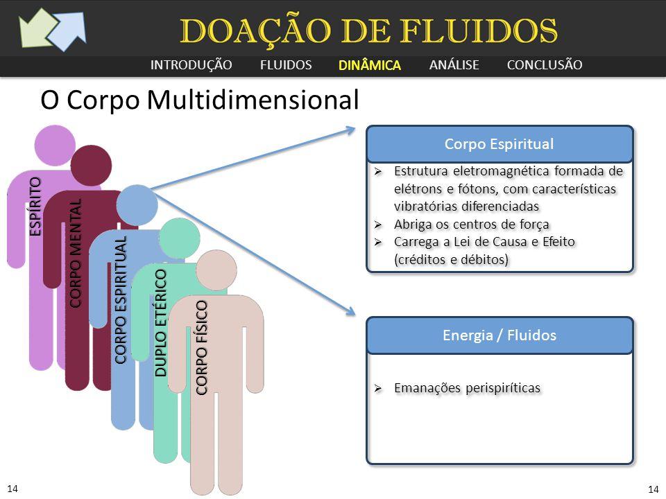 O Corpo Multidimensional