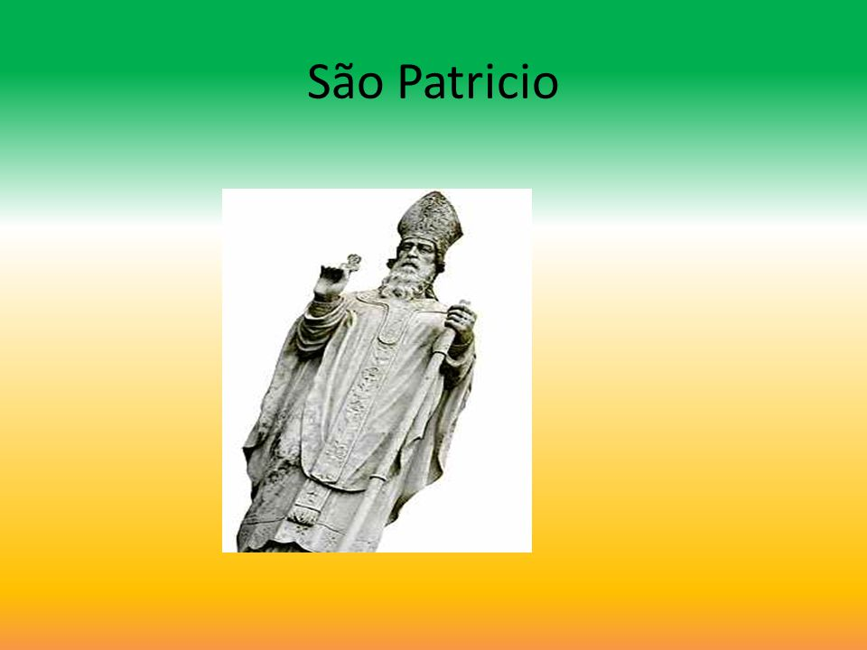 São Patricio