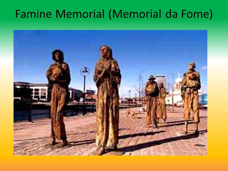 Famine Memorial (Memorial da Fome)