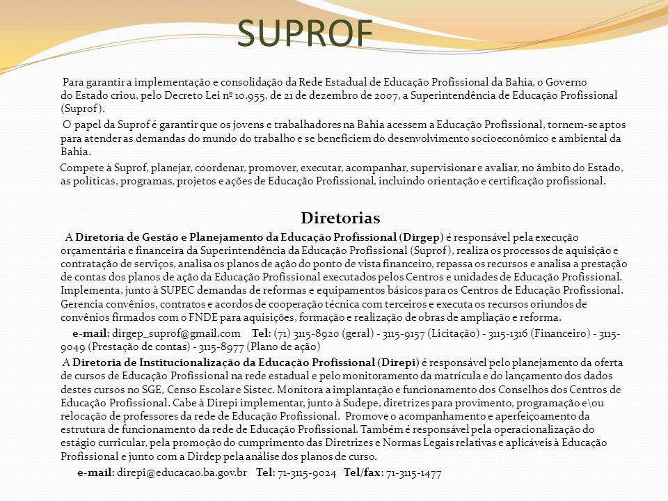 SUPROF