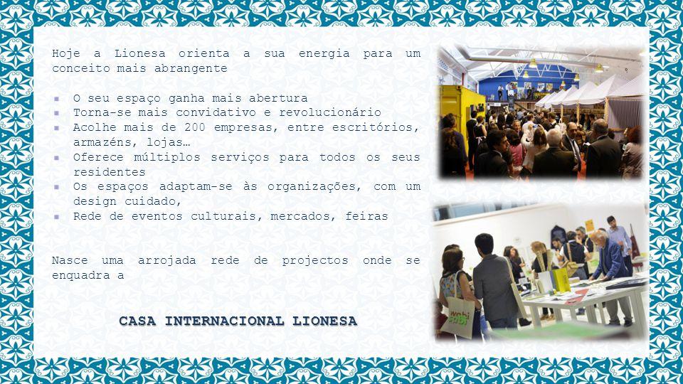 CASA INTERNACIONAL LIONESA