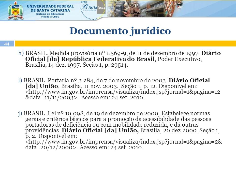 Documento jurídico