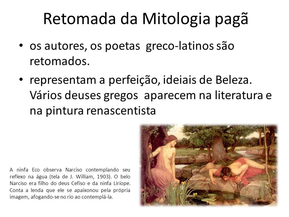 Retomada da Mitologia pagã