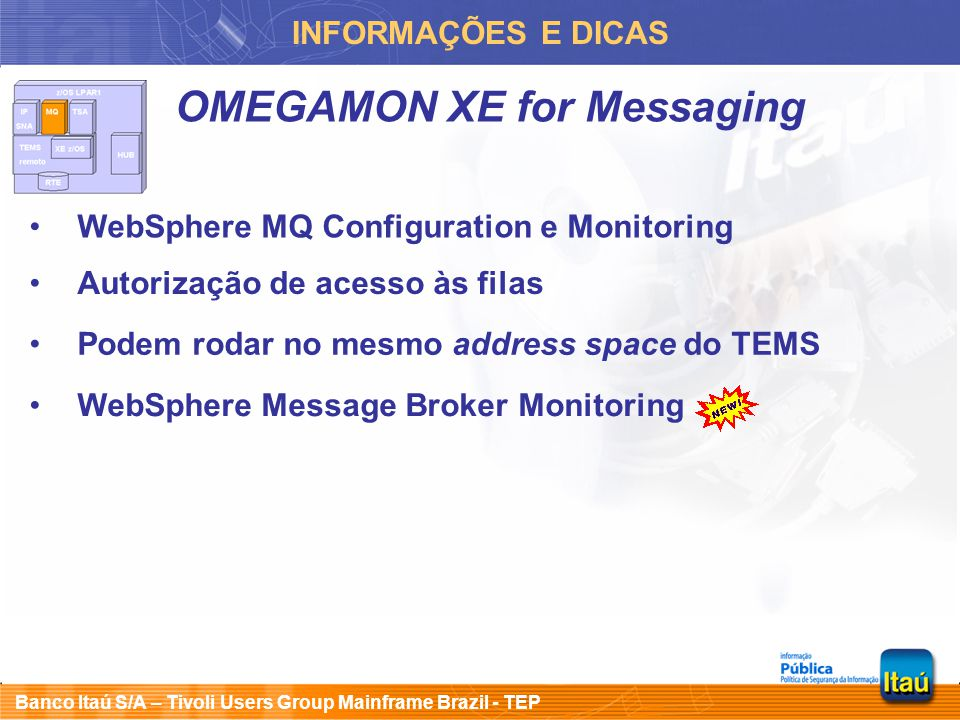 OMEGAMON XE for Messaging