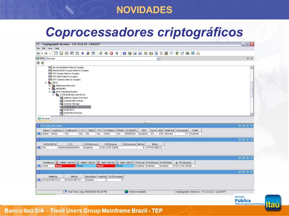 Coprocessadores criptográficos